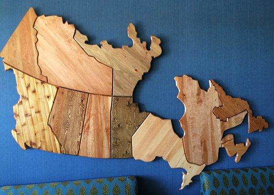 Kincardine, Canadá: lobby