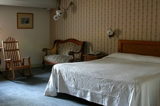 Grantsville, MD: Room in the Casselman Motor Inn