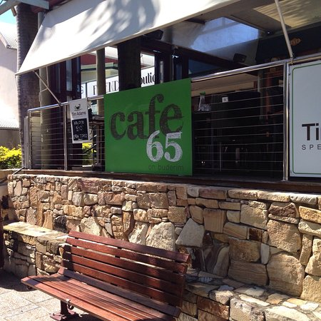 Buderim, Australien: Cafe 65