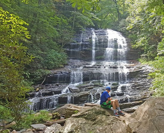 Saluda, Carolina del Nord: At The End Of The Trail