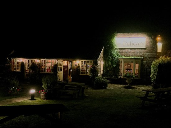 Froxfield, UK: The Pelican Inn