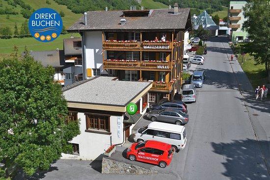 Hotel Walliserhof: Walliserhof Leukerbad
