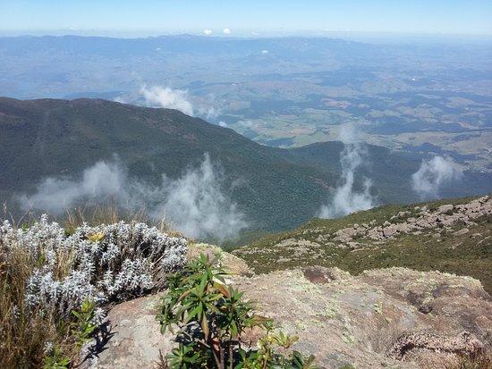 Itatiaia, RJ: Já lá em cima, no pico.