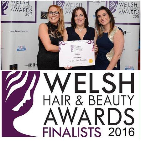 Pennal, UK: Winner of Welsh Hair & Beauty Awards 2016