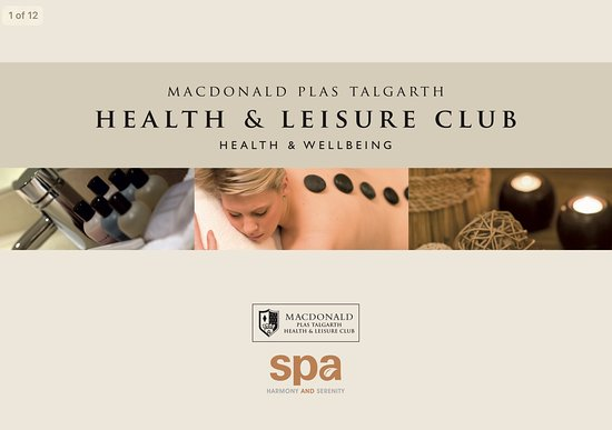 Pennal, UK: The Spa