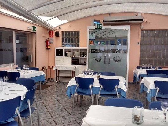 Negligencia médica Superficial Refinamiento  RESTAURANTE: fotografía de Restaurant La Perla, Sant Sadurní d'Anoia -  Tripadvisor