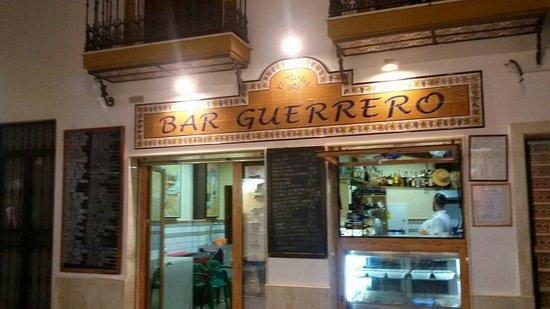 Bar Guerrero