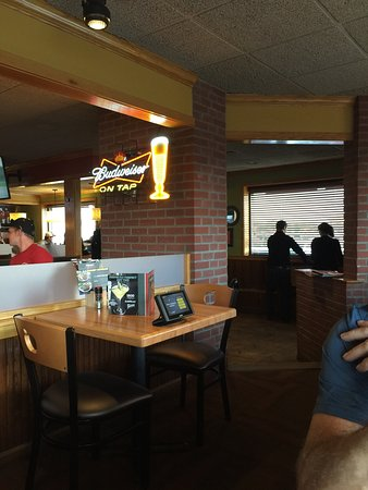 Heath, OH: Not a bad place to grab a good burger