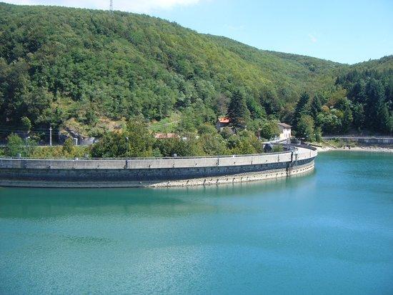 إميليا رومانيا, إيطاليا: La diga del Brasimone