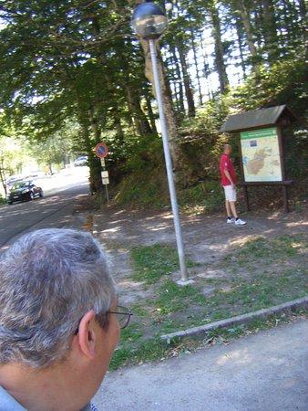 إميليا رومانيا, إيطاليا: Turisti sul percorso vita