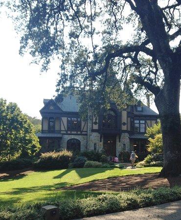 St. Helena, Kaliforniya: Original mansion - lovely inside and out.
