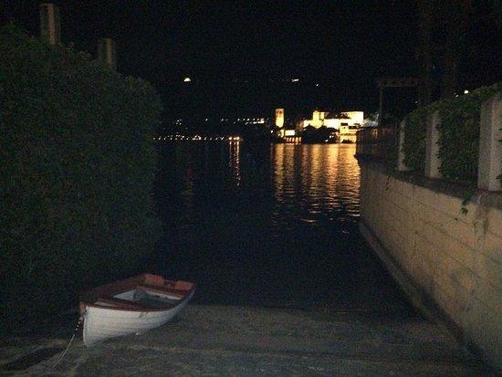 San Giulio Island: L'île le soir