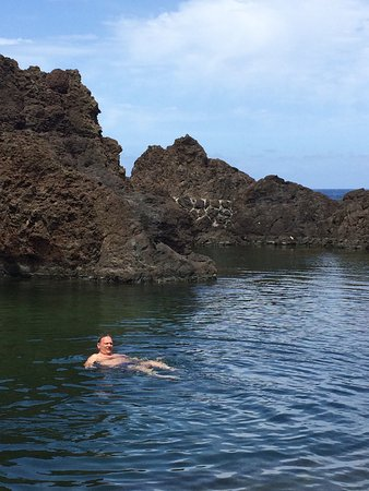 Porto Moniz Natural Swimming Pools: Dit is genieten!