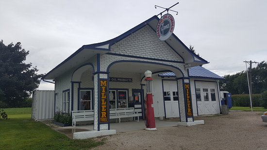 Standard Oil Gas Station