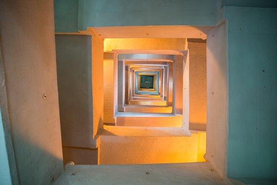 Pilgrim Monument & Provincetown Museum: vous avez tout ça a monter pour accéder au sommet de la tour :)
