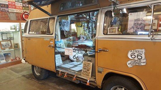 Pontiac, إلينوي: Bob Waldmire's Van