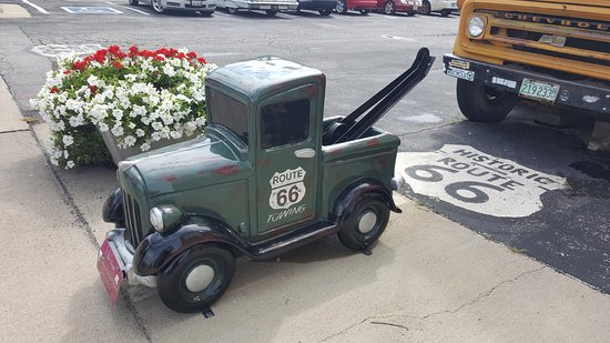 Pontiac, إلينوي: Mini Truck