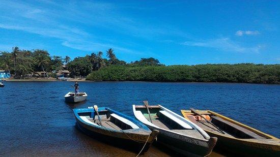 Caraiva, BA: Rio Caraíva