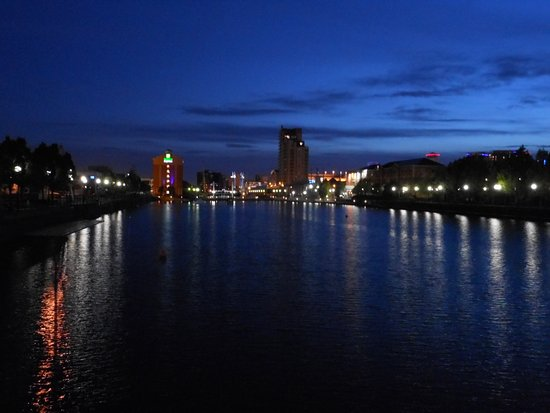 Salford, UK: The Quays