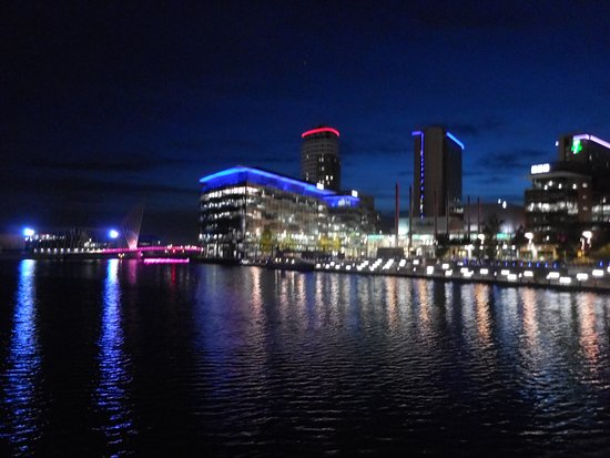 Salford, UK : The Quays