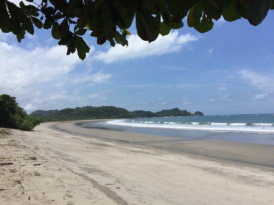 Nicoya, Коста-Рика: Playa Garza
