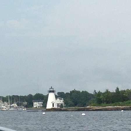 New Bedford, MA: Palmer Island Lighthouse