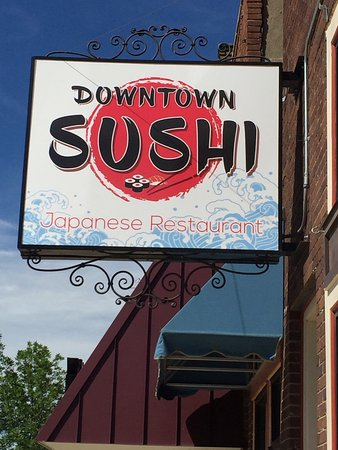 Watertown, Dakota do Sul: Downtown Sushi