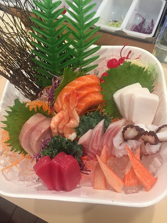 Watertown, Dakota do Sul: Sashimi