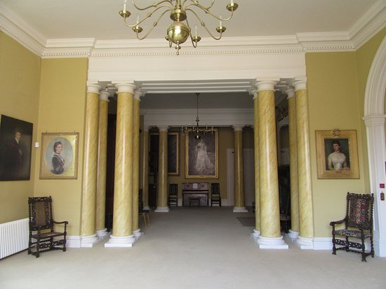 Kenilworth, UK: Room in Stoneleigh Abbey