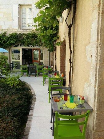 Niort, Frankrike: Resto La Terrine