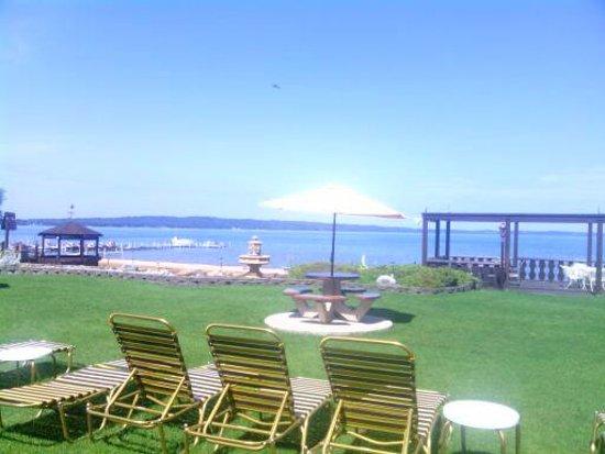 Beach Haus Resort: View from room