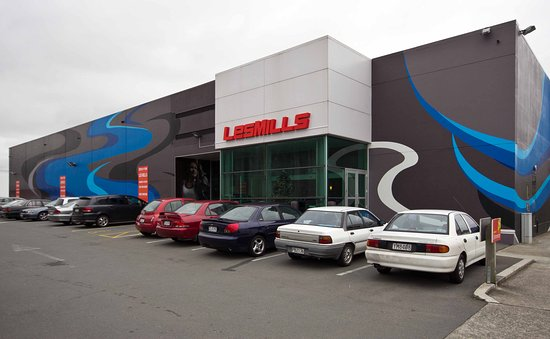 Lower Hutt, Nuova Zelanda: Free Les Mills Gym Access