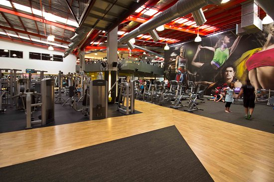 Lower Hutt, Nuova Zelanda: Les Mills - Free for all guests