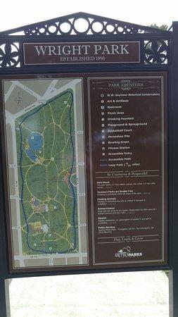 Tacoma, Waszyngton: Wright Park