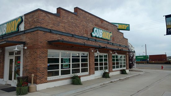 Shelby, MT: Subway