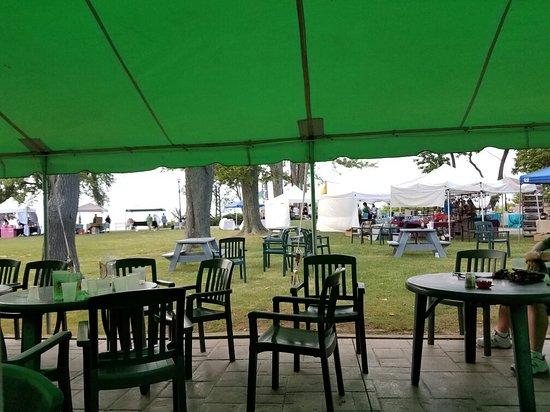 Geneva on the Lake, OH: Irish Celtic festival at Firehouse Winery