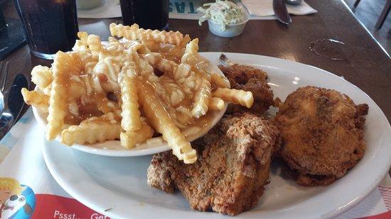 เอนฟิลด์, แคนาดา: fried chicken