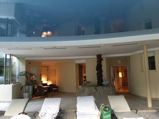 Park Hotel Mignon & Spa: centro benessere spa