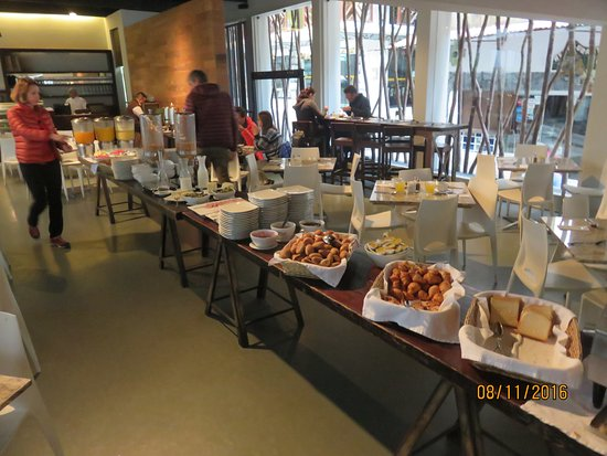 El MaPi by Inkaterra: Morning breakfast buffet