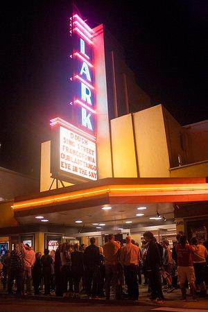 Lark Theater in Larkspur California