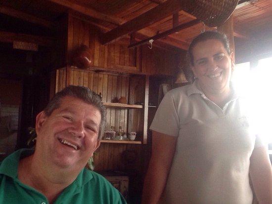Atenas, Costa Rica: La Casita del cafe