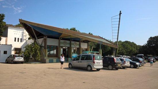 Rusalka, Bulgarie : Front office