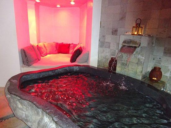 Axel Guldsmeden - Guldsmeden Hotels: Espace détente Bain d'eau froide