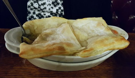 Moorhead, MN: Chicken Pot Pie is a special on Friday