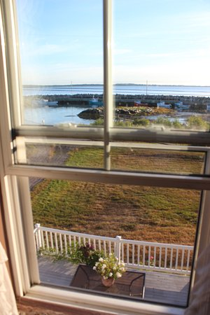 Riverport, Καναδάς: View from a room in Barrett's