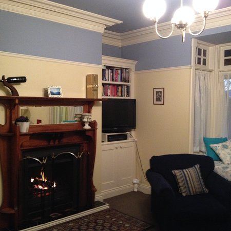 Leura, Australia: Guest Lounge