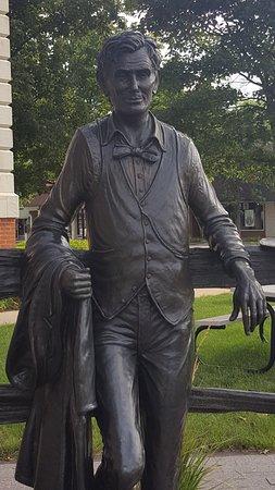 Pontiac, IL : President Lincoln