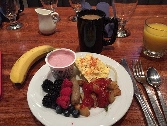 Springfield, VA: Breakfast buffet