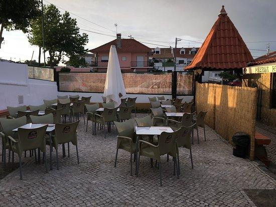 Alenquer, Portugal: O restaurante