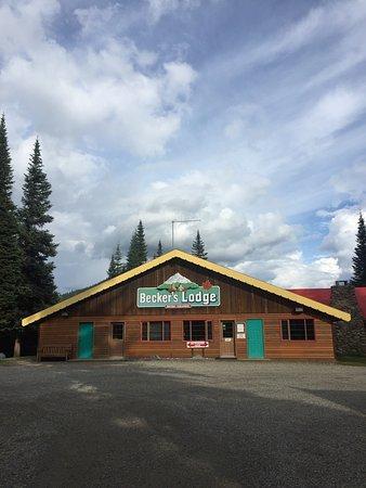 Becker's Lodge Bowron Lake Adventures Resort : photo0.jpg